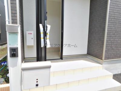 【エントランス】瑞穂町長岡1丁目・全6棟 新築一戸建 1号棟