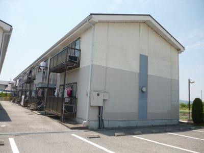 【外観】メゾンサープラス西堀A棟