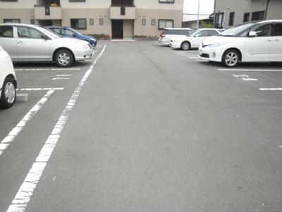 【駐車場】フォブール北井門 A棟・