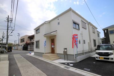 【内観:施工例】堺市東区大美野 新築戸建 ゆとりの42.55坪!駐車2台可!WIC&SIC付き!
