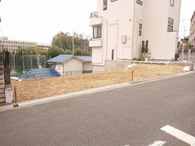 【外観】茨木市下穂積3丁目 土地