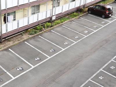 【駐車場】ビレッジハウス厨川1号棟