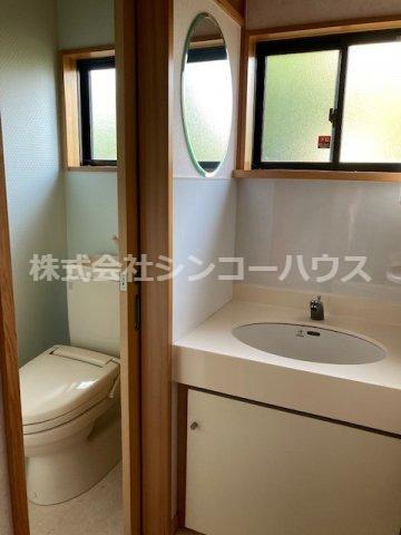 【トイレ】久喜市原 売店舗