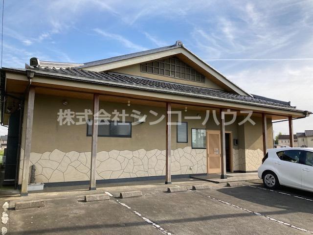 【外観】久喜市原 売店舗