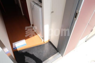 【玄関】レオパレスMKアパートメント(31414-210)