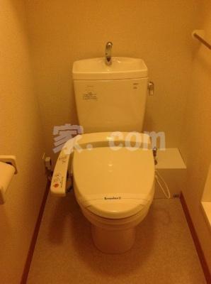 【トイレ】レオパレスMKアパートメント(31414-210)
