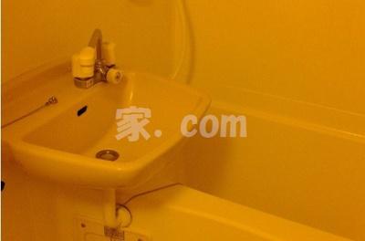 【浴室】レオパレスMKアパートメント(31414-210)