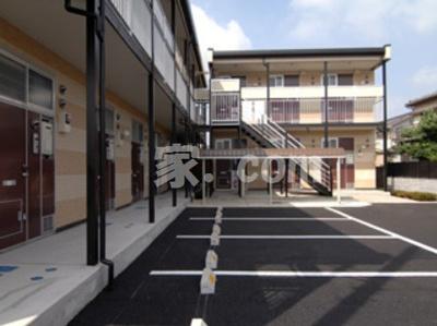 【エントランス】レオパレスMKアパートメント(31414-210)