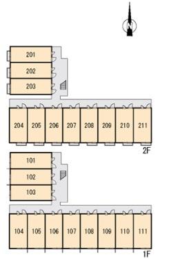 【その他】レオパレスMKアパートメント(31414-210)