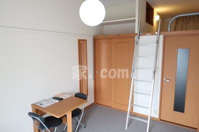 【居間・リビング】レオパレスMKアパートメント(31414-210)