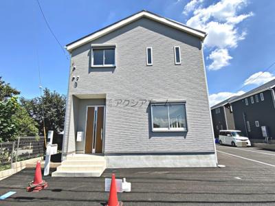 【外観】瑞穂町長岡1丁目・全6棟 新築一戸建 6号棟