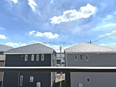 【展望】瑞穂町長岡1丁目・全6棟 新築一戸建 6号棟