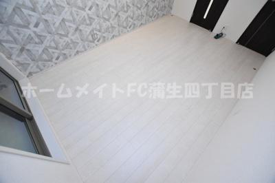 【洋室】フジパレス城東諏訪ノースⅡ番館