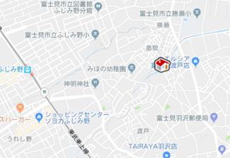 【地図】レオパレスゼルコバ(35679-201)
