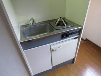 【キッチン】プレミール真砂