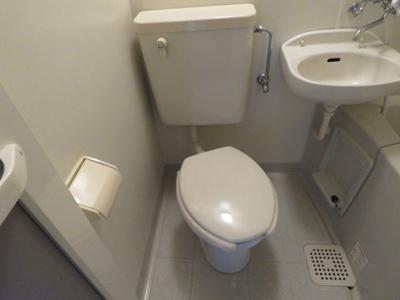 【トイレ】プレミール真砂