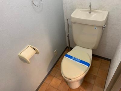 清潔感のあるトイレです 【COCO SMILE ココスマイル】