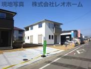 現地写真掲載 新築 高崎市貝沢町KF1-1 の画像