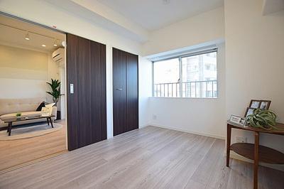 プライベートスペースとしてご利用可能な洋室です。