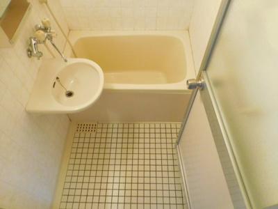 【浴室】プレジール高槻