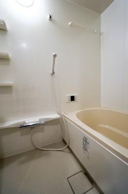 【浴室】コスモ鳩ヶ谷セカンドヴィラージュ
