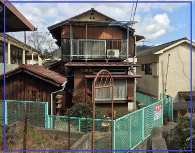【外観】日比崎町 中古戸建