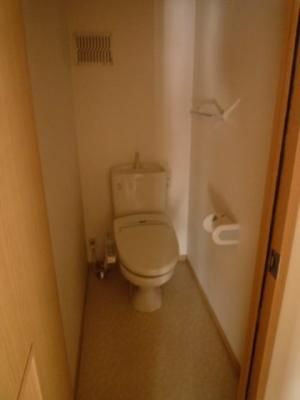 児島味野城 ドリーミーハウス 2LDK トイレ