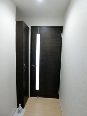 【玄関】シティマンション東中野