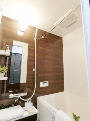 【浴室】シティマンション東中野