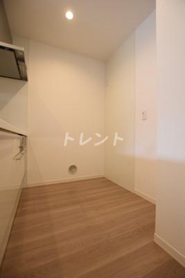 【キッチン】ブランピエール早稲田