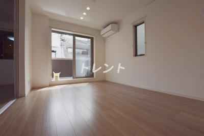 【居間・リビング】ブランピエール早稲田