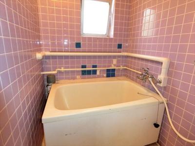 【浴室】西公園下住宅