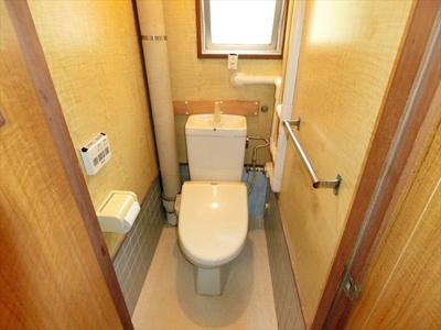 【トイレ】西公園下住宅