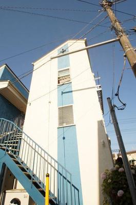 初期費用を抑えたい方におすすめの「敷金礼金0円」のアパートです。