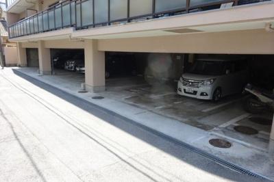 【駐車場】サンライズビル