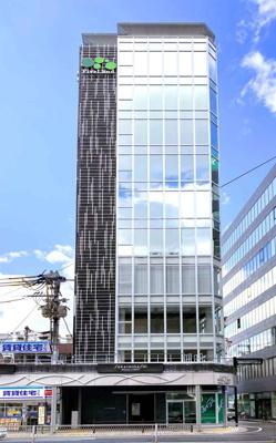 【外観】堺東駅前 新築テナントビル 6階