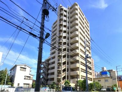 【外観】ローヤルシティ蕨第3