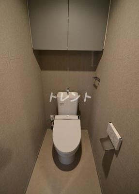 【トイレ】コンフォリア新中野