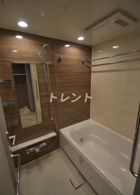 【浴室】コンフォリア新中野