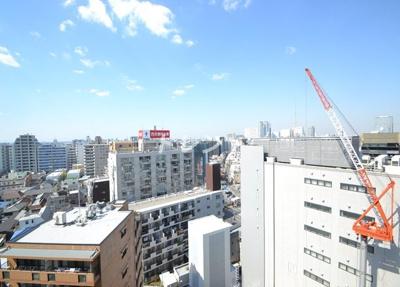 【展望】コンフォリア新中野