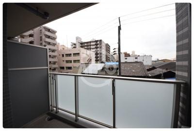 レジュールアッシュOSAKA今里駅前 眺望