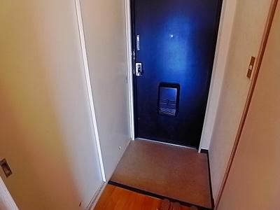 【玄関】メルベーユ扇町