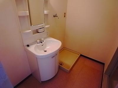 【洗面所】メルベーユ扇町