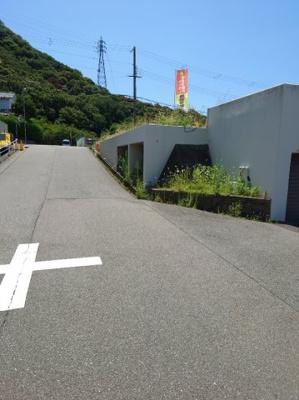 【前面道路含む現地写真】妙法寺3号地 建築条件付宅地