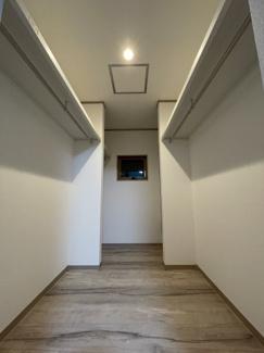 【収納】千葉市中央区花輪町 新築一戸建て 外房線鎌取駅