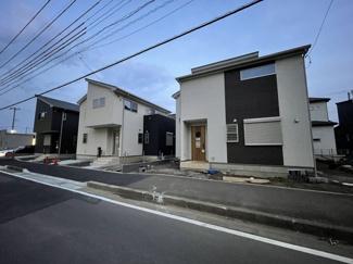 【外観】千葉市中央区花輪町 新築一戸建て 外房線鎌取駅