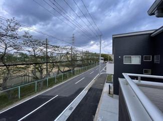 【展望】千葉市中央区花輪町 新築一戸建て 外房線鎌取駅