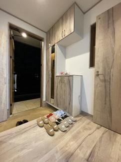 【玄関】千葉市中央区花輪町 新築一戸建て 外房線鎌取駅
