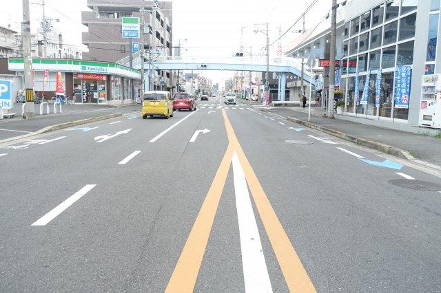 【周辺】新池島1丁目事務所付き貸工場