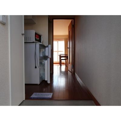 【玄関】レオパレスMISUZU